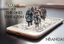 Game of Thrones Sezon 8 Nisan 2019'da!