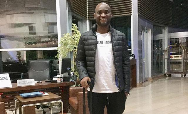Hatayspor, eski Fenerbahçeli Bienvenu ile prensipte anlaştı