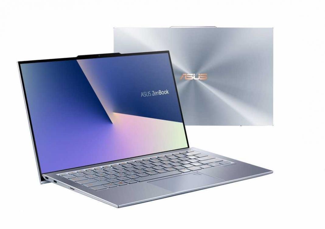 Asus dünyanın en büyük teknoloji fuarı CES 2019'da ZenBook Serisi'nin yeni modeli ZenBook S13'ü tanıttı.
