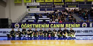 Fenerbahçe Kulübü geçtiğimiz hafta öğrencisi tarafından uğradığı saldırı sonucunda hayatını kaybeden genç akademisyeni andı