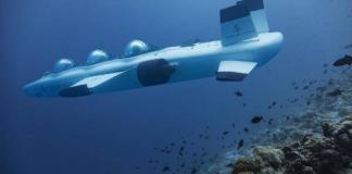 Lüks turizmin merkezi olarak kabul edilen Maldivler'de artık yeni moda denizaltı turları.