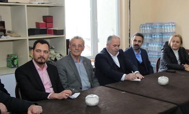 AK Parti Çatalca Belediye Başkan Adayı Mesut Üner, ilçenin bir üniversite talebi olduğunu, bu konuda çalıştıklarını belirtti.
