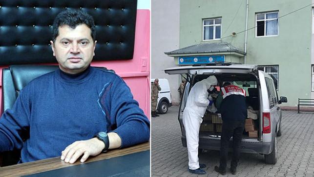 Iğdır'da okul müdürüne pompalı tüfekli saldırı