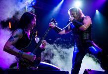 """Dünyaca ünlü heavy metal grubu Manowar, """"The Final Battle"""" turnesi kapsamında 20 Temmuz'da İstanbul'da konser verecek."""