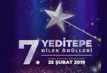Yeditepe Üniversitesi öğrencilerinin oylarıyla seçilen, yılın 'En İyileri'ne verilen Yeditepe Dilek Ödülleri, 25 Şubat Pazartesi akşamı ünlü isimleri bir araya getirecek.
