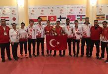 Türkiye Para-Taekwondo Milli Takımı, Afrika Para-Taekwondo Şampiyonası'nda 2'si altın 5 madalya kazandı.