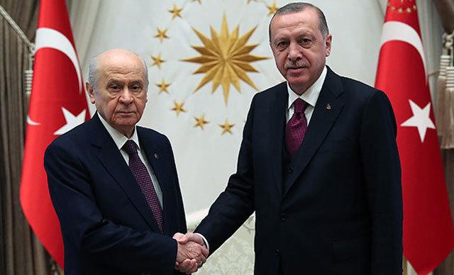 Cumhurbaşkanı Recep Tayyip Erdoğan ile MHP Genel Başkanı Devlet Bahçeli, yerel seçim için ilk ortak mitingi 17 Mart Pazar günü İzmir'de yapacak.