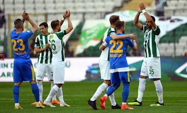 Spor Toto Süper Lig'de puana ihtiyacı bulunan iki ekip Bursaspor ile MKE Ankaragücü kozlarını Ankara'da paylaşacak