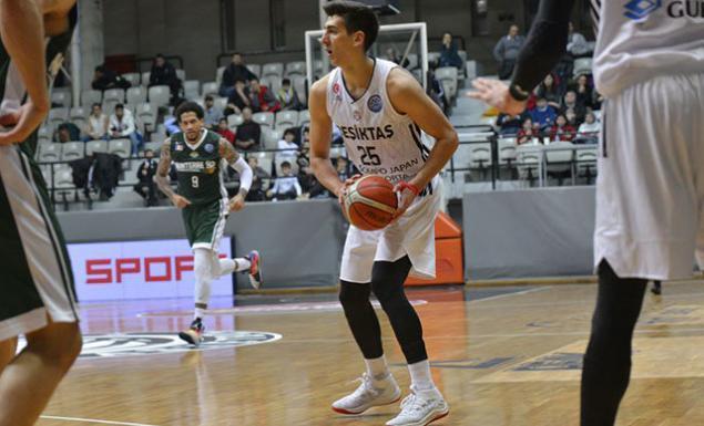 FIBA Şampiyonlar Ligi son 16 turu rövanş maçında Beşiktaş Sompo Japan, sahasında Fransa ekibi Nanterre'ye 62-60 mağlup oldu.