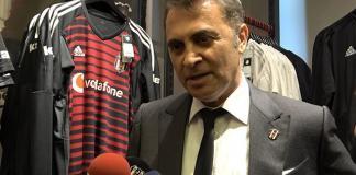 """""""Vodafone Park'ta oynanacak maçımız bizim için bir avantaj ama rakibimiz de çok kuvvetli bir rakip."""