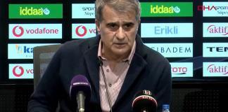 Spor Toto Süper Lig'in 30'uncu haftasında kendi sahasında MKE Ankaragücü'nü 4-1 mağlup eden Beşiktaş'ta teknik direktör Şenol Güneş bu 3 puanın kendilerine moral kazandırdığını söyledi.