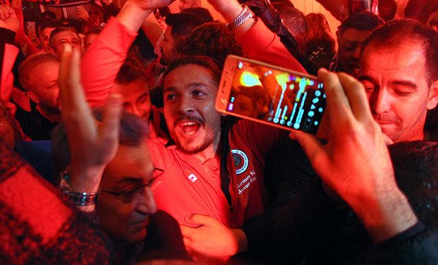 Gençlerbirliği, bir yıl sonra yeniden Süper Lig'de