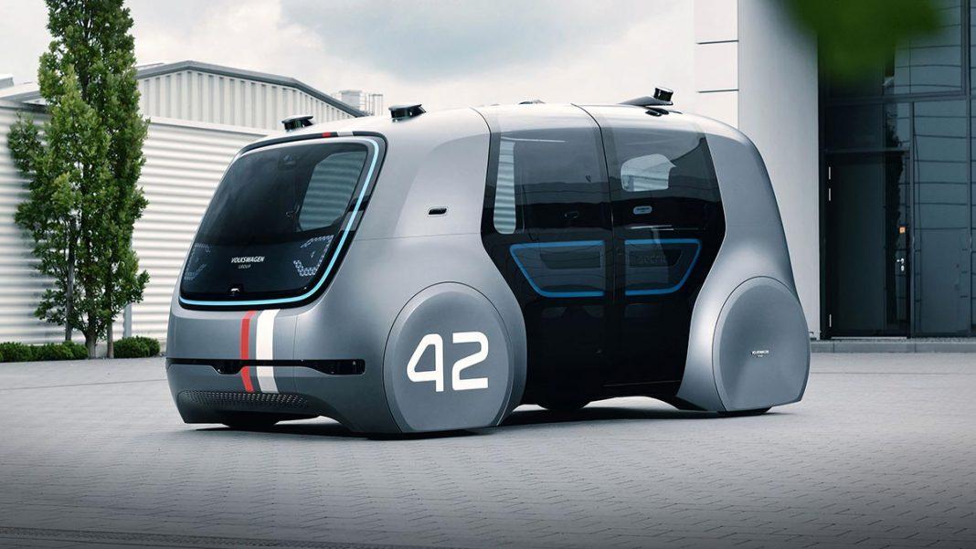 Sürücüsüz araçlar 2030'da