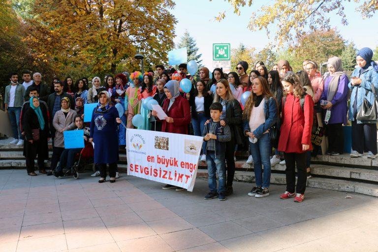 Çankırı'da velilerden, Aksaray'daki otizm ayrımcılığına tepki