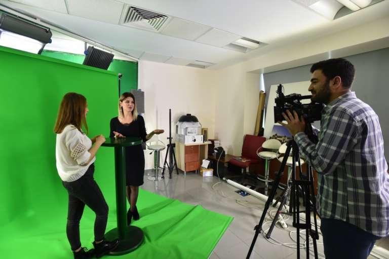 Youtuberlara Büyükşehir'den stüdyo desteği